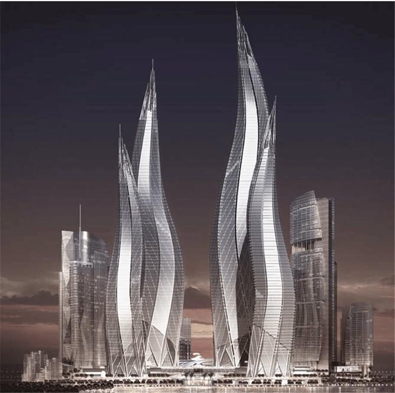 Dubai-the City of Aliens