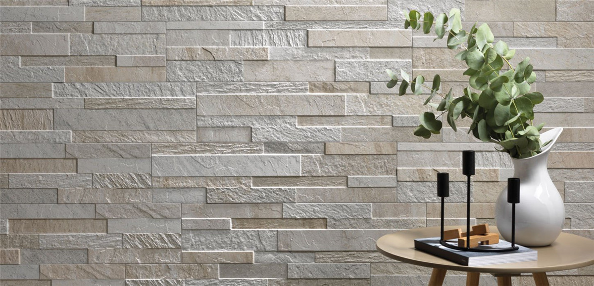 Multiple Stone Wall Designs