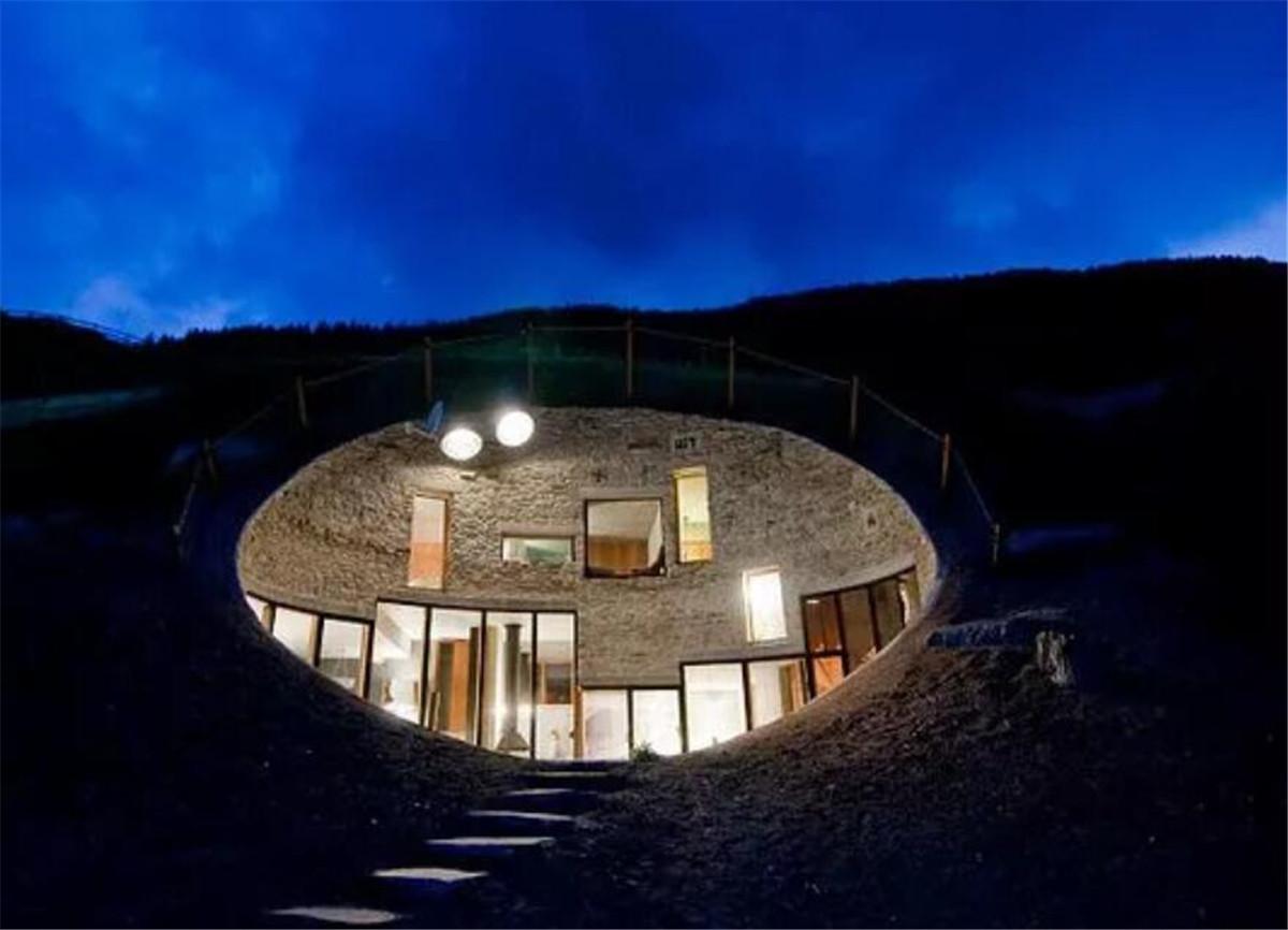 The 8 Amazing Underground Structures