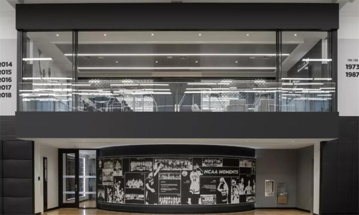 Architectural Design Of The University Centre