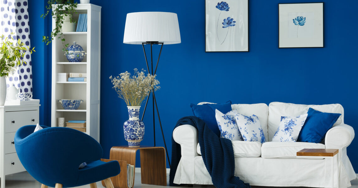 Stunning Wall Designs And Color Combinations
